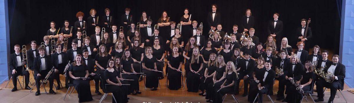 OCHS Symphonic Band I