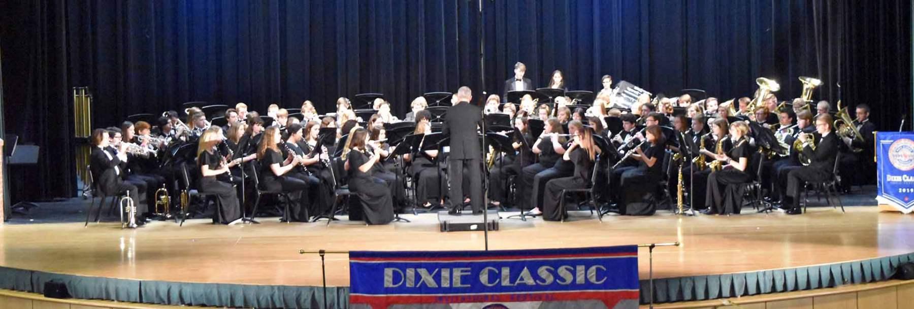 2019 Dixie Classic