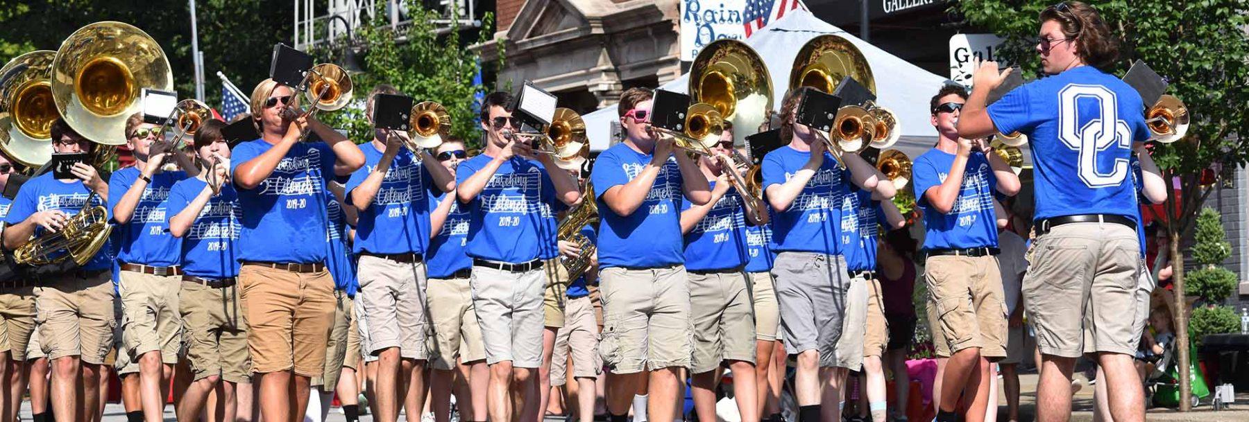 OCHS Marching Band