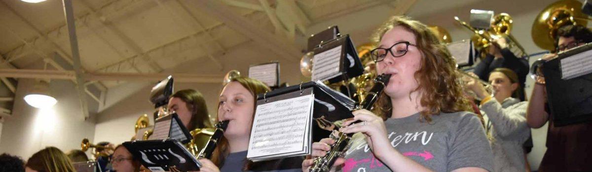 OCHS Pep Band