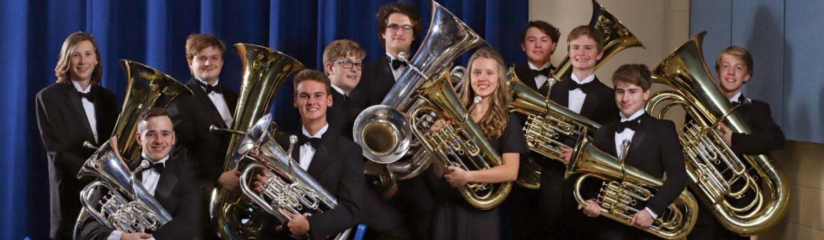 OCHS Tuba Euphonium Ensemble